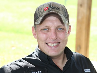 Team Member Wade Cashion